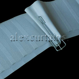 Curtain Heading Tape for Pinch Pleat