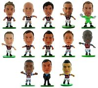 OFFICIAL FOOTBALL CLUB - WEST HAM UNITED SoccerStarz Figures (All Players) Starz