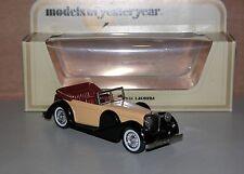 Matchbox MOY Y-11 1938 Lagonda  Neuve/Boîte (#CLA-6)