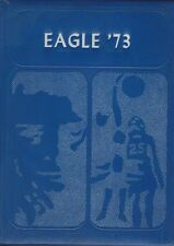 Holly Ridge High School Louisiana 1973 Eagle Yearbook Annual HS