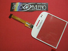 VETRO+ TOUCH SCREEN BLACKBERRY BOLD 9900 9930 BIANCO per DISPLAY LCD RIM RICAMBI