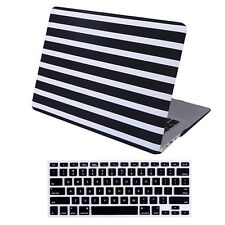 MacBook Air 13 Inch Hard Case and Keyboard Cover for Apple Model: A1369 / A1466
