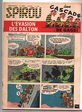SPIROU n°1076 - 27 novembre 1958 - complet. Bel état