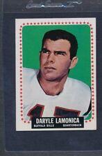 1964 Topps #031 Daryle Lamonica Bills VG/EX *458