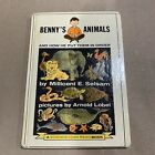 Benny's Animals and how he Put Them in Order Millicent E Selsam 1966