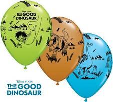 Globos de fiesta de ovalada, dinosaurios