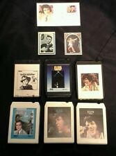 Elvis presley collectables with various items (10 items) @ less then $1.50per it