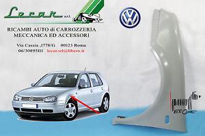 1 PARAFANGO ANTERIORE SINISTRO SX VOLKSWAGEN VW GOLF IV 4 dal 8/1997 > 10/2003
