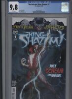 The Infected: King Shazam #1 CGC 9.8 - David Marquez cover