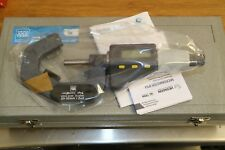 "TESA Micromaster Digital V-Anvil Prismatic Outside Micrometer 0.80-1.38"" 20-35mm"