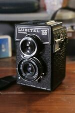 Lomo Lubitel 166 Universal with Lens Cap - Film Tested Working But has Fungus -