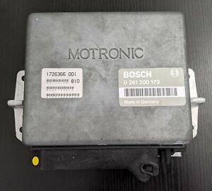BMW E30 E34 Engine Control Unit Motronic ECU DME 0261200173 1730575 325i 325ix