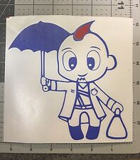 GUARDIANS OF THE GALAXY YONDU MARY POPPINS VINYL DECAL FOR CARS, WINDOWS, LAPTOP