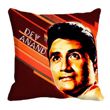 Mesleep Bollywood 3D Cushion Cover (16X16) Decorative Brown Colour Cushion Cover