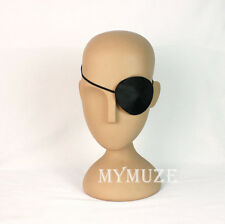 Black Butler Ciel Phantomhive Cosplay Eye Patch Single-Eyed Pirate Eyepatch