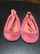 "18"" Nicki American Girl Doll Retired Gala Outfit Ballet Flats Shoes ONLY"