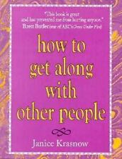 HOW TO GET ALONG WITH OTHER PEOPLE - NEW PAPERBACK BOOK