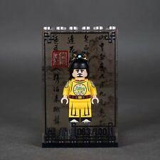 **NEW** OUTSIDE BRICK Custom Chinese Ming Dynasty Emperor Lego Minifigure