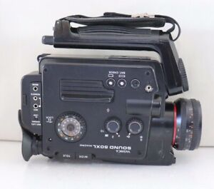 Yashica Sound 50XL Macro Super-8 Camera