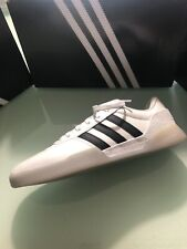 Adidas White Leather City Cup