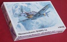 Hasegawa 1/32 Messerschmitt Bf109G-14 - Issued 2002 - Factory Sealed!