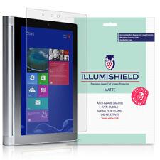 iLLumiShield Matte Screen Protector w Anti-Glare 2x for Lenovo Yoga Tablet 2 8