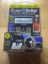 Everbrite Solar Powered & Wireless LED Outdoor Light AS SEEN ON TV