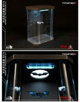 Toys-Box 1/12 Scale Comicave SHF Armoury Display Box Cable Model F Batman Figure