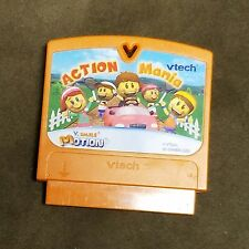 V-Tech V. SMILE Motion Action Mania Game Cartridge