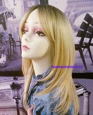 Blonde Wig Long Rooted NEW Youthful PRIVATE listing (no others see your bid)