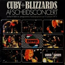 "Cuby + Blizzards: ""Afscheidsconcert"" + bonustracks (Digipak CD Reissue)"