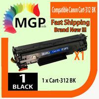 1x Cart-312 Cart312 Toner Cartridge for Canon LBP3100B LBP3050 LBP3150 LBP3100