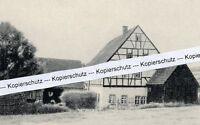 Oberwaldkirchen bei Zschopau Erzgebirge - Bauernhof - um 1935 - selten  J 4 - 12