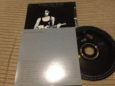VANESSA MAE DEVIL'S THRILL CD SINGLE EU 1 TRACK PROMO CARD SLEEVE DISNEY MULAN