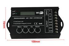 Centralina Led Timer Alba Tramonto 12V 24V 20A WIFI Time Led Controller Per Acq