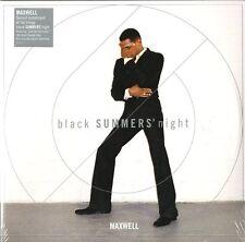 MAXWELL BLACKSUMMERS'NIGHT DOPPIO VINILE LP 180 GRAMMI NUOVO SIGILLATO