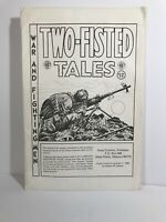 Two-Fisted Tales EC Cover Portfolio with Envelope 1980 Russ Cochran 24 Prints