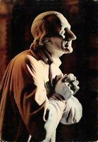 ARS - Statue du Saint Curé d'Ars sculptée par Cabuchet (Ain)