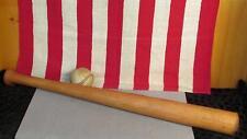 "Vintage Antique Handmade Wood Baseball Bat 28"" Folk Art Memorabilia Nice Display"
