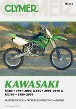 CLYMER REPAIR MANUAL Fits: Kawasaki KX85,KX100,KX80,KX80 Big Wheel