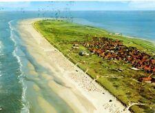 2g185 Juist mar del norte isla aire imagen ak playa lugar 2.7.1979