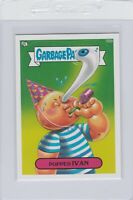 Garbage Pail Kids Popped Ivan 185b GPK 2013 Brand New Series 3 BNS3 sticker card