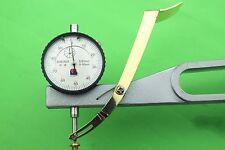 violin/Guitar making tool thickness measure tools dial indicator.Range 0-10mm