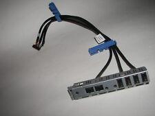 Genuine Dell Optiplex 980 Desktop Front USB I/O Audio Panel 0D545R D545R Tested
