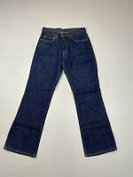 LEVI'S 525 BOOTCUT Jeans - W30 L30 - Navy - Great Condition - Women's