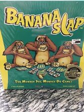 Banana Slap Board Game Card Game Blue Orange Monkey Wooden New Factory Sealed