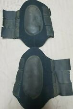 Used Black Splint Boots Horse