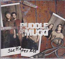 Puddle Of Mudd-She Hates Me Promo cd maxi single 3 Tracks