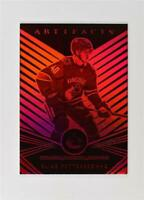 2019-20 UD Artifacts Aurum Red #A-14 Elias Pettersson /99