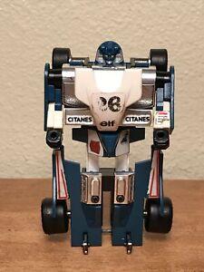 transformers g1 original vintage race car mirage Rub Sign